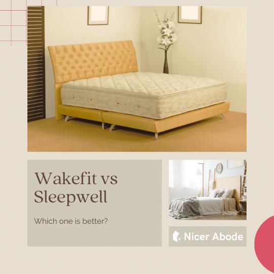 wakefit vs sleepwell